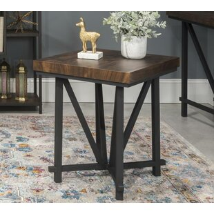 Kinman End Table By Gracie Oaks