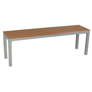 Avery Aluminum Picnic Bench by Cortesi Home Sale