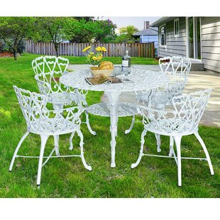 Arriva 5 Piece Bistro Set by Sunjoy