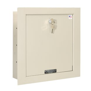 Perma-Vault Wall Safe with Keyless Entry