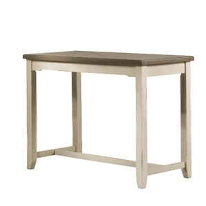 Kinsey Trestle Dining Table by Rosecliff ..