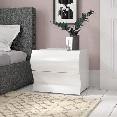 Nachttisch Hillview | Schlafzimmer > Nachttische | Metro Lane