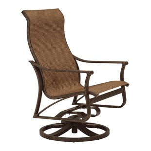 Corsica Swivel Patio Dining Chair by Tropitone