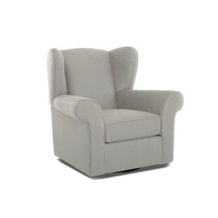 Wayfair Custom Upholstery™ Dorsey Swivel Glider