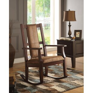 Ebern Designs McDermott Rocking Chair