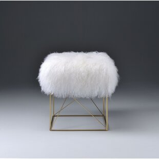Galvin Ottoman by Everly Quinn