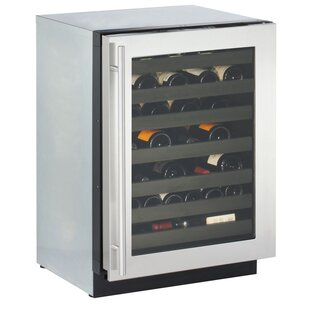 43 Bottle 3000 Series Single Zone Built-In Wine Cooler