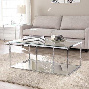 Orren Ellis Mohamed 2 Piece Coffee Table Set