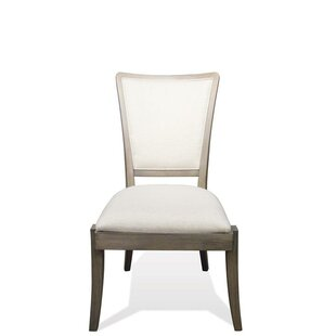 Workman Upholstered Dining Chair (Set of 2) by Gracie Oaks