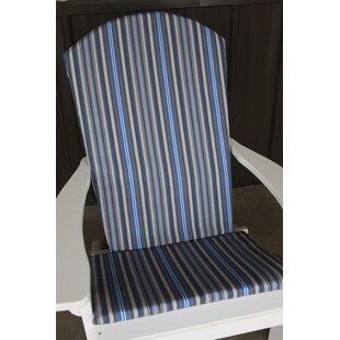 Agora Full Indoor/Outdoor Adirondack Chair Cushion