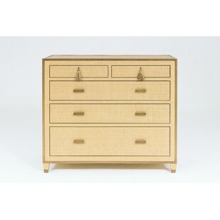 D'Oro 5 Drawer Accent Chest by Global Views