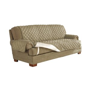 Ultimate Waterproof Box Cushion Sofa Slipcover by Red Barrel Studio