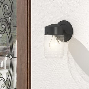 Charlton Home Galen 1-Light Outdoor Sconce