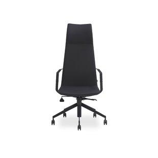Latitude Run Von High Back Executive Chair