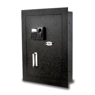 Viking Security Safe Viking Security Safe Biometric Lock Hidden Wall Safe