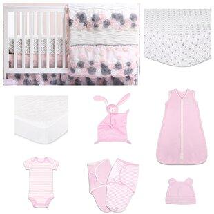 Where buy  Colette Essentials 11 Piece Crib Bedding Set ByThe Peanut Shell