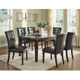 Petrosky 7 Piece Counter Height Dining Set by Red Barrel Studio