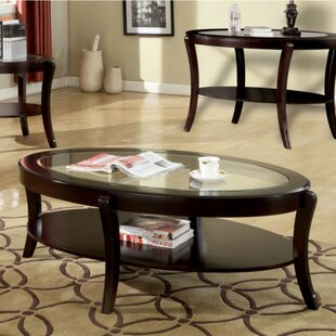 HaddonHeights Coffee Table With Storage By Red Barrel Studio