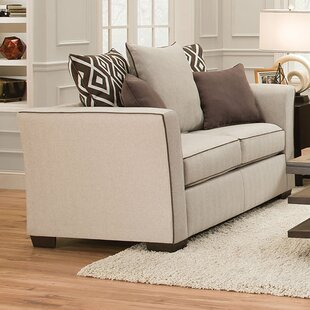 Great choice Stewart Loveseat by A&J Homes Studio Reviews (2019) & Buyer's Guide