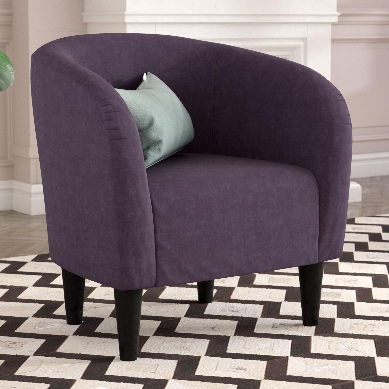 Superb Willa Arlo Interiors Hana Barrel Chair Reviews Wayfair Cjindustries Chair Design For Home Cjindustriesco