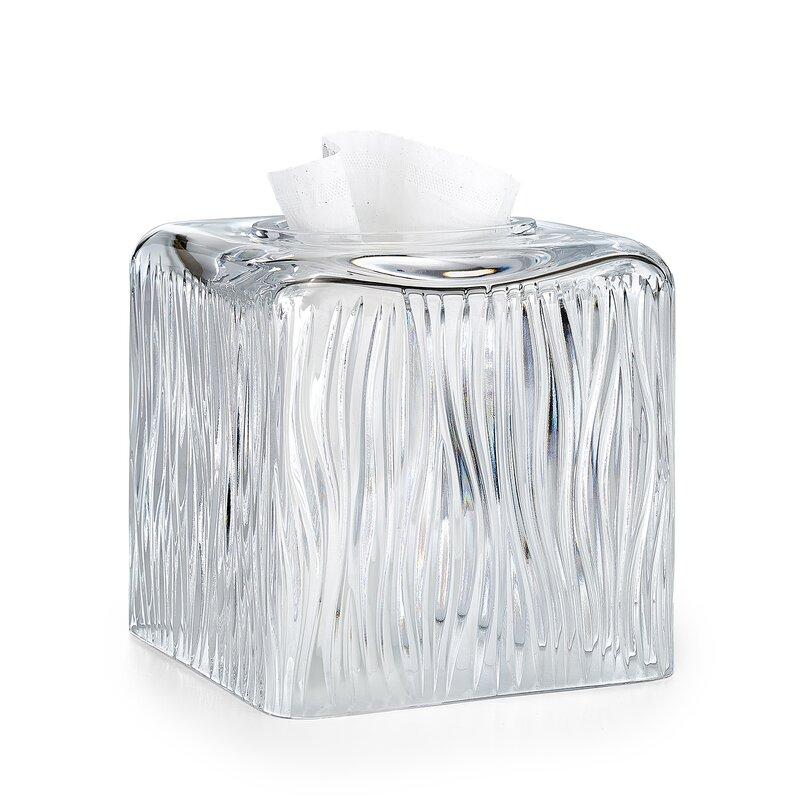 Labrazel Cascata Tissue Box Cover Wayfair