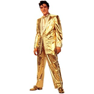 Elvis Presley in Suit Life-Size Cardboard Stand-Up By Advanced Graphics
