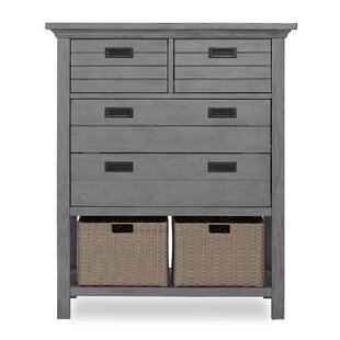 Evolur Waverly 4 Drawer Chest Image