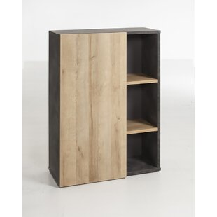 Westside Bookcase By Ebern Designs
