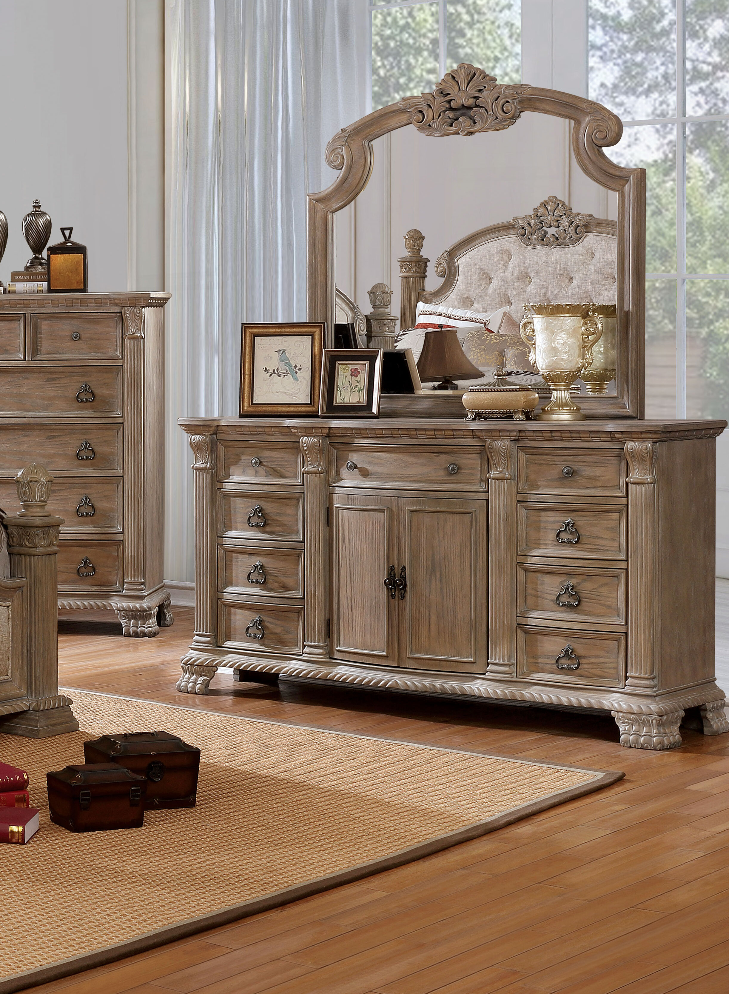 Combo Dressers Chests You Ll Love In 2021 Wayfair