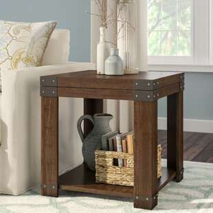 Comparison Angelique End Table By Darby Home Co