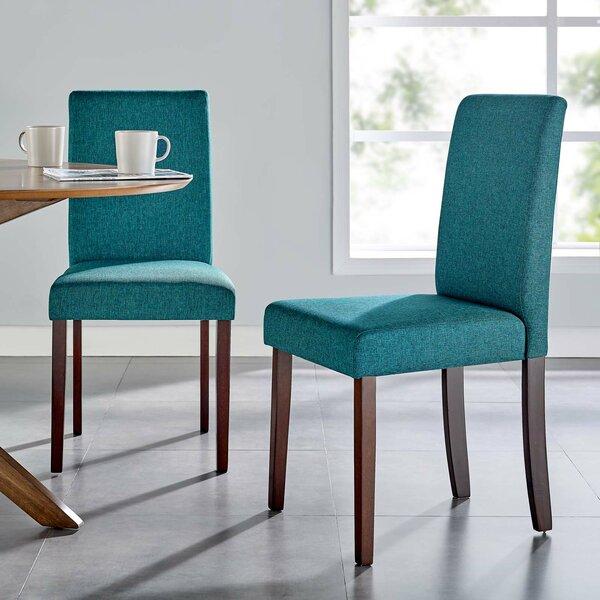 Blue Print Parsons Chair Wayfair