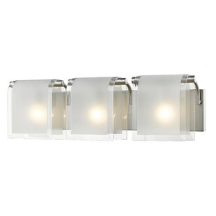Orren Ellis Kadlec 3-Light Vanity Light