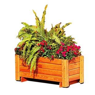 Romantica Planter Box By Freeport Park