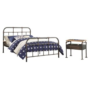 Farrah Panel Configurable Bedroom Set