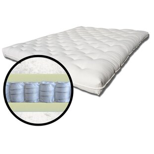 Reviews Support Plus 8 Coil Spring Futon Mattress by The Futon Shop Reviews (2019) & Buyer's Guide