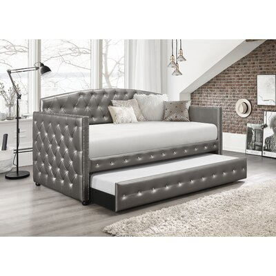 Bertie Twin Daybed with Trundle Mercer41