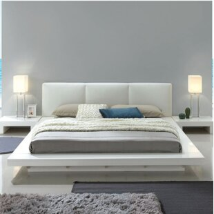 Orren Ellis Gibbon Platform Bed