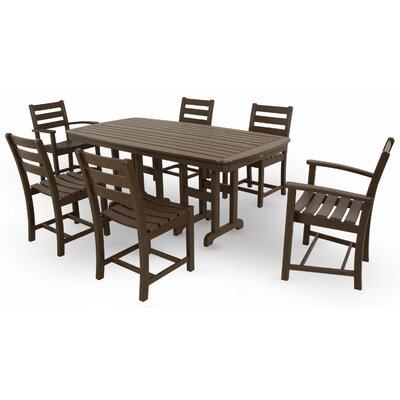 Trex Outdoor Monterey Bay Dining Set Colour: Vintage Lantern