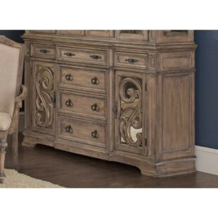 One Allium Way O'Dell Wooden Server Sideboard