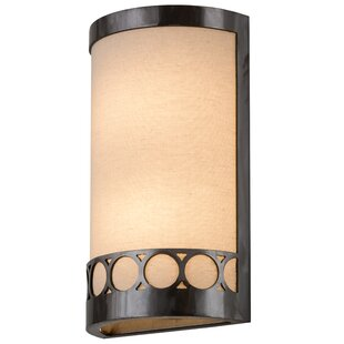 Shop for Altoga 2-Light Outdoor Flush Mount By Bloomsbury Market
