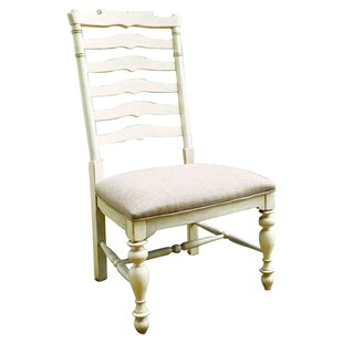 Badgett Side Chair (Set of 2) by Canora G..