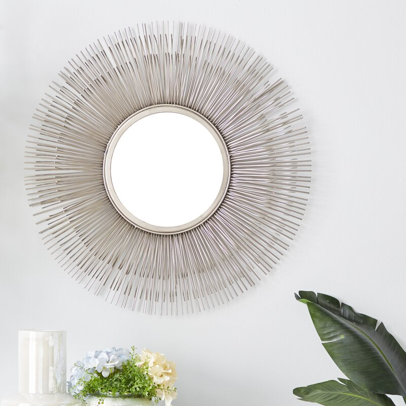 Mercer41 Schlegel Wall Mirror Wayfair