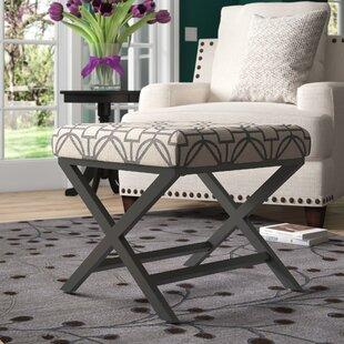 Porrima Lattice Ottoman