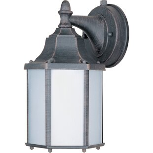 Compare Patricia 1-Light Outdoor Wall Lantern By Alcott Hill