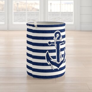 Anchor Laundry Bag By Breakwater Bay