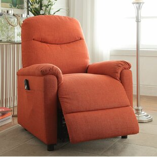 Attirant Plath Power Glider Recliner