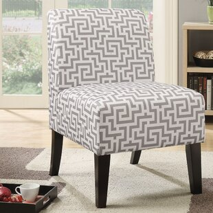 Wrought Studio Malchow Slipper Chair