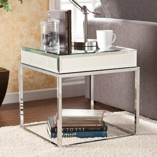 Langhorne End Table by Willa Arlo Interiors