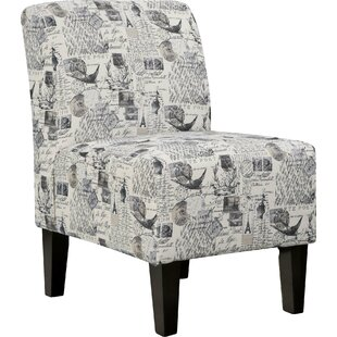 Ophelia & Co. Simmons Upholstery Ambridge Slipper Chair