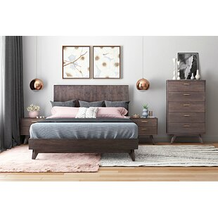 Dalessio Wooden Configurable Bedroom Set by Brayden Studio
